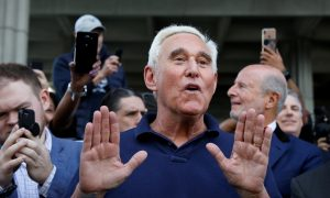Roger Stone Pleads Not Guilty to Mueller Charges