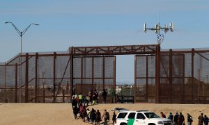 Increased Influx of Central American Migrants Has Reached A Breaking Point At The Southern Border