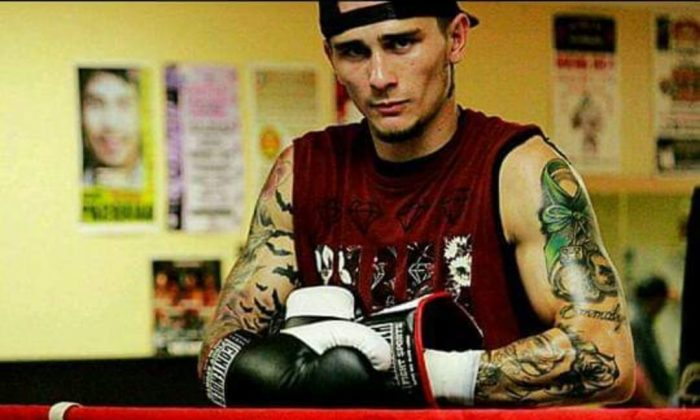 John VanMeter, a Texas boxer, was shot to death on Jan. 23, 2019. (Tree City Boxing Club/Facebook)