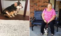 Terminally Ill Woman's Heartfelt Plea To Take Care Of Dog Finds Its Way Into The Right Hands