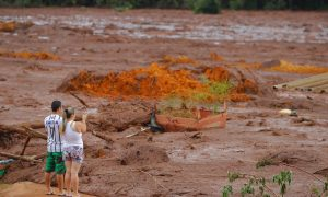 Hope Turns to Anguish After Brazil Dam Collapse; 40 Dead
