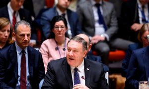 US Asks World to 'Pick a Side' on Venezuela