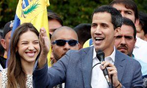 EU Parliament Recognizes Guaido as Venezuelan Interim President