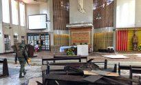 5 Abu Sayyaf Members Surrender Over Philippine Church Bombing