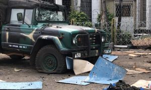 Philippines Vows to Crush 'Terrorists' After Church Bombs Kill 20