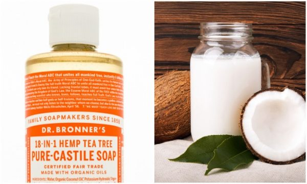9 Organic DIY Shampoos for Healthy Hair and Preventing Hair