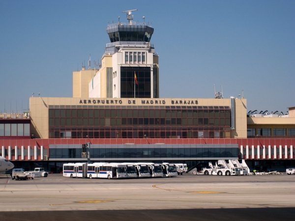 Madrid's Adolfo Suárez Barajas airport