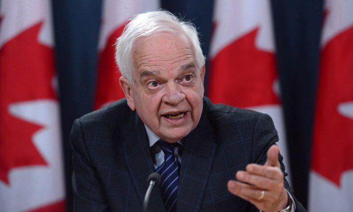 John McCallum in a file photo. (The Canadian Press/Sean Kilpatrick)