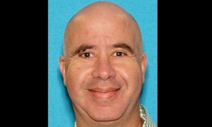 Thomas Mark Castiglia, 50, in an undated file photo, was found dead overnight after going missing on El Cajon Mountain in California on Jan. 26, 2019. (San Diego County Sheriff's Department)