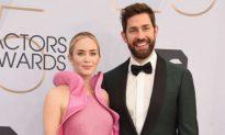 Emily Blunt Delivers Loving Speech to Husband John Krasinski After Winning SAG Award
