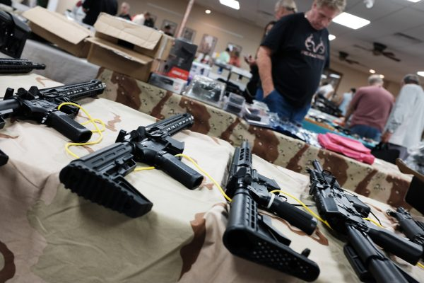 Gun Deaths On The Rise Again U.S. After A Decade Of Declines