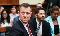 Peter Strzok Sues FBI Over Firing for Anti-Trump Text Messages, Accuses Bureau of Caving in to Pressure