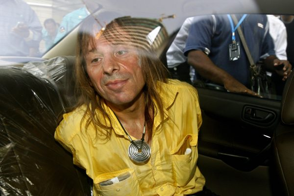 Frenchman Alain Robert arrested