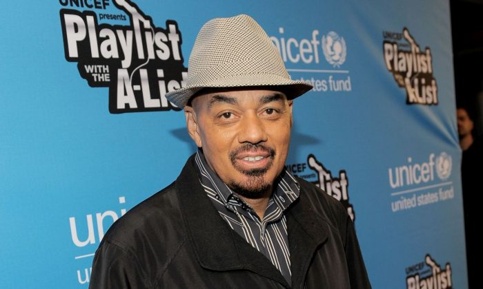 Musician James Ingram arrives at the UNICEF Playlist with the A-List celebrity karaoke benefit at El Rey Theatre on May 17, 2011 in Los Angeles, California.  (Photo by Charley Gallay/Getty Images For UNICEF)