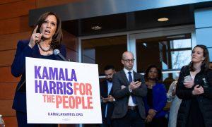 Kamala Harris Backs Massive Government Expansion Into Health Care, Energy