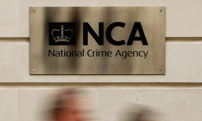 The National Crime Agency building in London on Oct. 7, 2013. (Dan Kitwood/Getty Images)