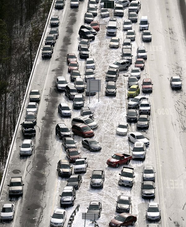 Super Bowl Snow Jam