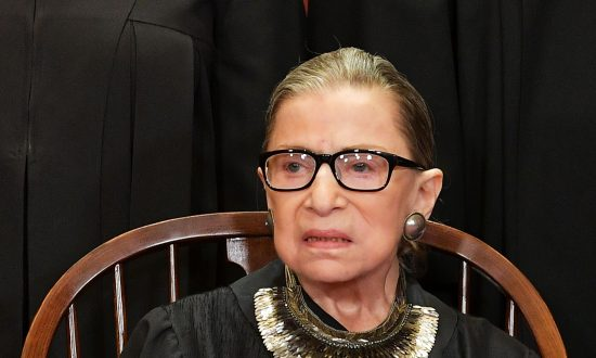 Justice Ruth Bader Ginsburg on Health Scares: 'I'm Cancer-Free'
