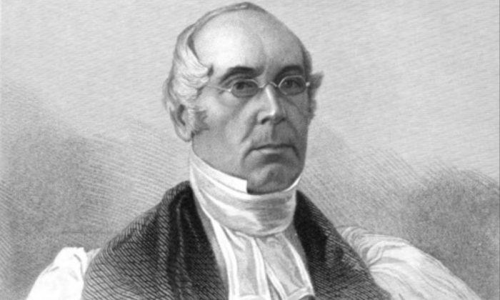 The Rt. Rev. Jonathan Mayhew Wainwright. Photo: James Grant Wilson, ed. via Wikimedia Commons