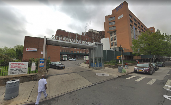 St. Barnabus Hospital