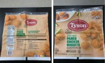 Tyson Chicken Nuggets Recalled Because They May Contain Rubber