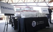 US Border Agency Makes It's Biggest-Ever Fentanyl Bust