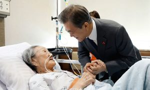 South Koreans Mourn Death of Wartime Sex Slave Who Fought Tokyo