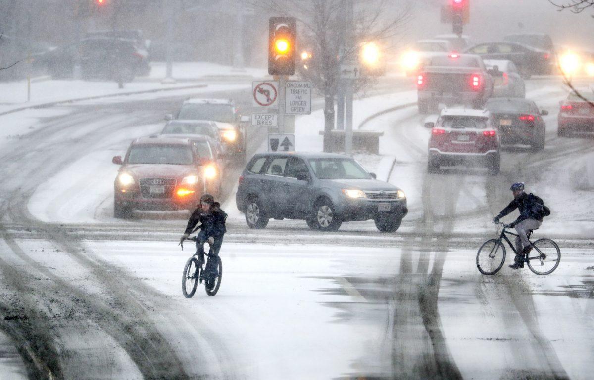 Winter Storm 2020.Farmer S Almanac Predicting Harsh Winter Across Us For 2019 2020