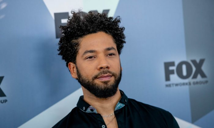 Jussie Smollett at an event at Central Park on May 14, 2018. Smollett was allegedly attacked by two men in ski masks in Chicago on Jan. 29, 2019. (Roy Rochlin/Getty Images)