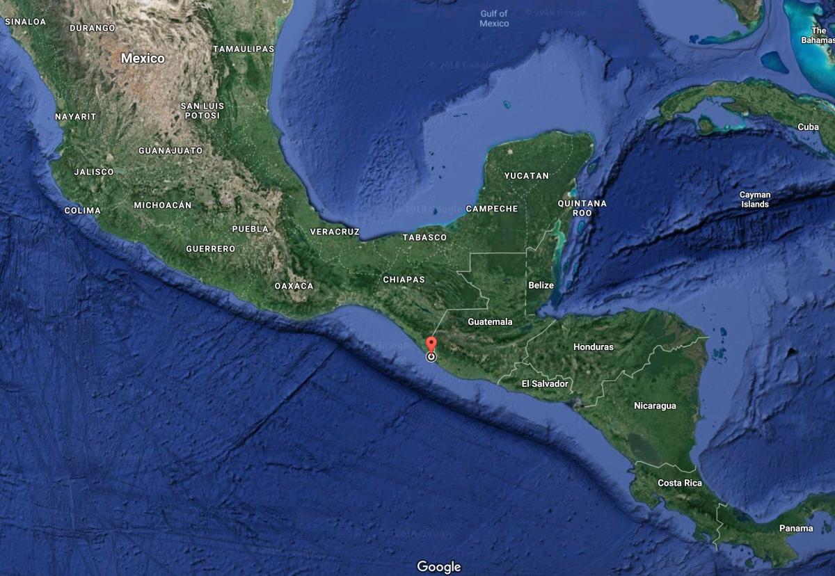 Google maps screenshot.