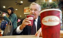 Tim Hortons Co-Founder Ron Joyce Dies at Age 88