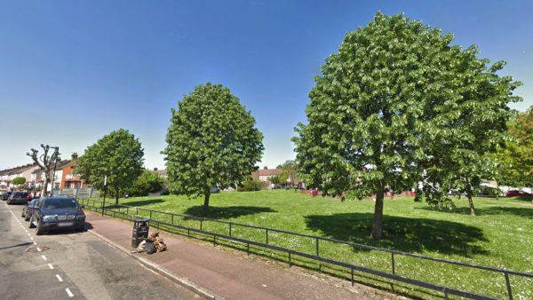 Children's Play Park in London