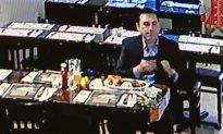 'Slimeball': Man Caught on Video Stealing $26 Steak From California Restaurant
