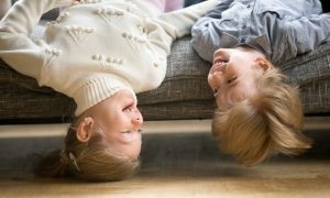 How Joking Around With Sibling Shapes Your Sense of Humor
