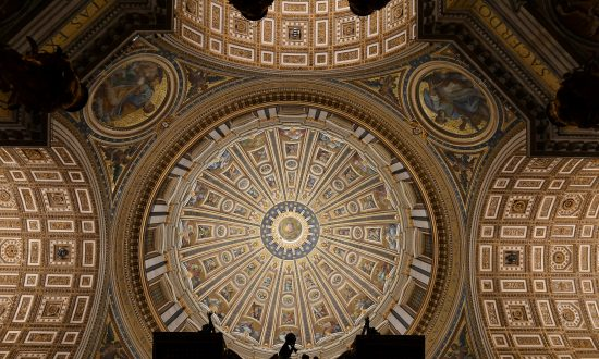 Glorious, New Light at One of Rome's Famous Basilicas