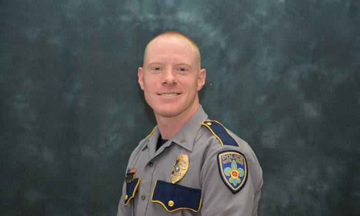Cpl. Shane Totty, a four-year veteran of the Baton Rouge Police Department, was killed in the line of duty escorting a funeral procession in Baton Rouge on Feb. 1, 2019(Baton Rouge PD photo)