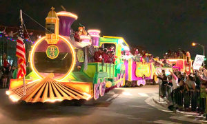 Mobile, Alabama Puts the Party in Mardi Gras