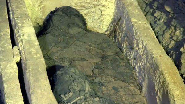 mummies found in egypt1