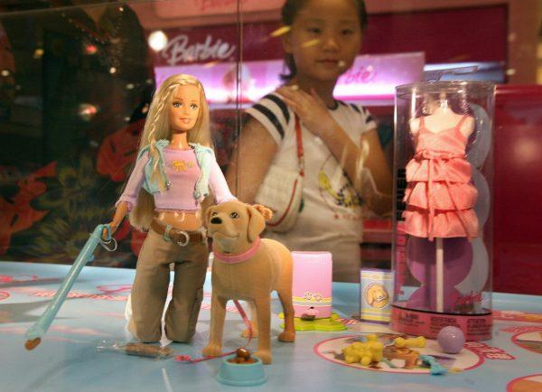 barbie child