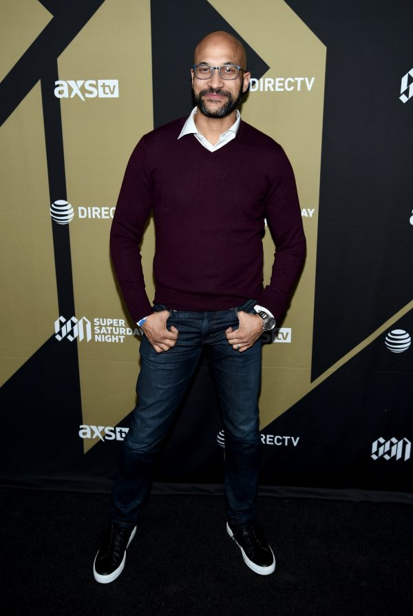 Keegan-Michael Key attends DIRECTV
