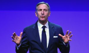 Former CEO Schultz Poses Challenges for Starbucks