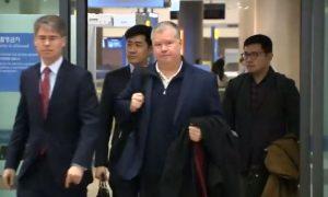 US Envoy on North Korea Arrives in Seoul