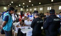 El Salvador Votes for New President, Anti-Corruption Outsider Favored