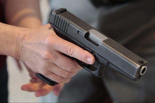 Utah teacher with a gun