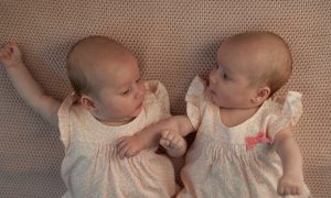 Mom Surrenders Newborn Twins to Fire Station Under Safe Haven Law