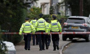 UK Police Arrest 33 Men Over Child Sex Abuse