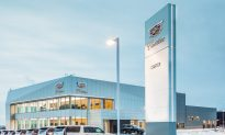 Cadillac: First Exclusive Dealership With New Brand Architecture in North America Opens in Calgary