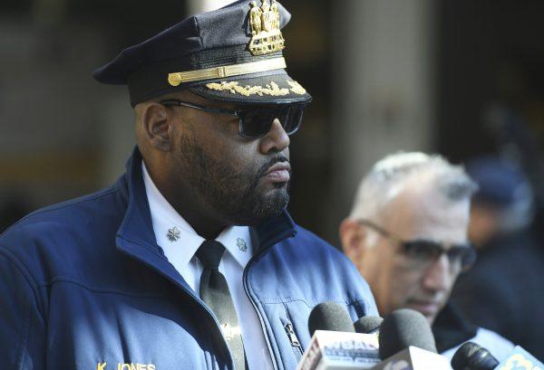 Baltimore Police Kevin Jones