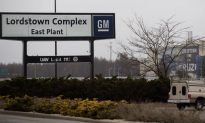 GM Will Repay $28 Million to Ohio in Tax Incentives After Closing Plant