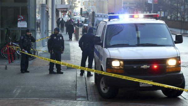 Medical Center shooting